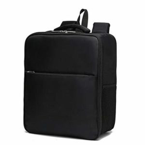 Goldyqin Hm4135 Durable Waterproof Portable Handheld Backpack Bag Sleeve Carry Case for Mjx B3 Pro CH – Black