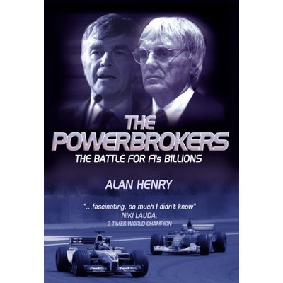 The Powerbrokers: The Inside Battle for F1's Billions: Bk. M2650