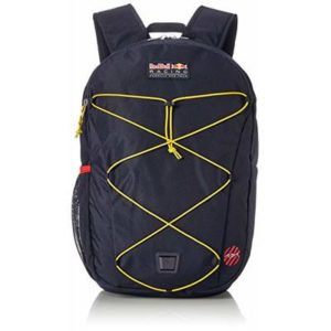 Red Bull Racing Street Backpack, Unisex One Size – Official Merchandise