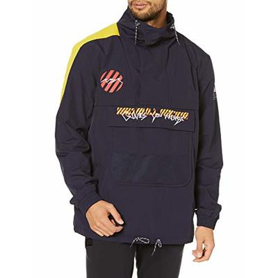 Red Bull Racing Street Jacket, Mens XX-Large – Official Merchandise Black