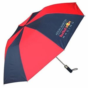 2018 Aston Martin Red Bull Racing F1 Team Telescopic Compact Umbrella Brolley