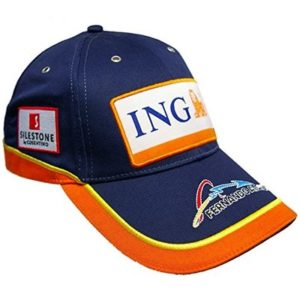 Renault Cap: Formula One 1 F1 Team NEW! Alonso Navy