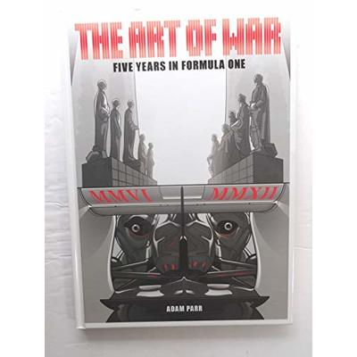 The Art of War: Five Years in Formula One