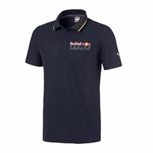 Red Bull Racing Street Polo Shirt, Mens XX-Large – Official Merchandise Blue
