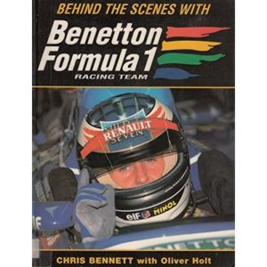 Behind the Scenes with Benetton Formula 1