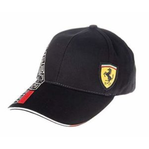 Ferrari Scuderia F1 Team Replica Cap Black