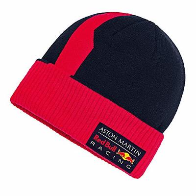 Fuel For Fans Unisex Formula 1 Aston Martin Red Bull Racing 2020 Team Beanie, Navy, One Size
