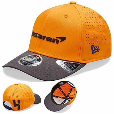 2020 Mclaren F1 Team Replica Driver Cap Carlos Sainz & Lando Norris by NEW ERA
