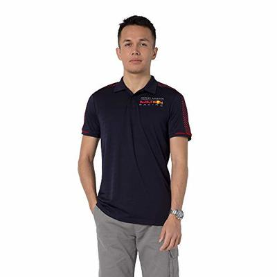 Red Bull Racing Redline Polo Shirt, Mens XX-Large – Official Merchandise