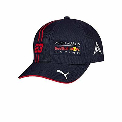 Red Bull Racing Ale0 Albon Driver Cap, Blue Kids One Size 0, Racing Aston Martin Formula 1 Team Original Clothing & Merchandise