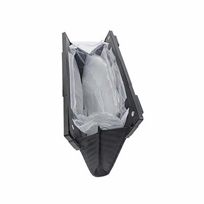 Thumby Vehicle Garbage Dust Case? Rubbish Holder Bin?Foldable Car Trash Can, Waterproof Collapsible Trash Bag, Car Trash Can, Hanging