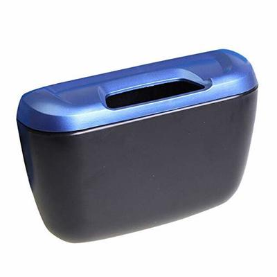 Thumby Vehicle Garbage Dust Case? Rubbish Holder Bin?Car Trash Can, Car Accessories Side Door Storage Box