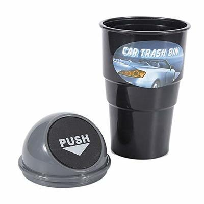 Thumby Vehicle Garbage Dust Case? Rubbish Holder Bin?Car Trash, Portable Car Trash Recycling Box