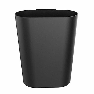 Thumby Vehicle Garbage Dust Case? Rubbish Holder Bin?Car Trash Can, Portable Vehicle Trash Can, Trash Can for Car Ashtray Auto Parts,