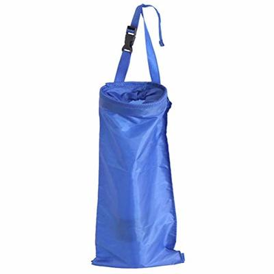 Thumby Vehicle Garbage Dust Case? Rubbish Holder Bin?Portable Car Trash Can, Trash Hanging Bag Rack Container, Car Rear Seat Storage Bag, Recycling Bag, Storage Bag Waterproof and Leakproof