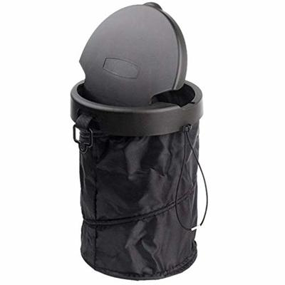Thumby Vehicle Garbage Dust Case? Rubbish Holder Bin?Car Trash Cans, Tank Folding Trash Cans,