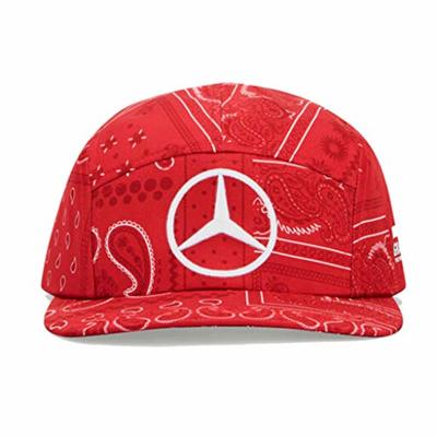 Mercedes AMG Petronas Lewis Hamilton 'Special Edition' British Grand Prix Cap Silverstone | Adult | 2020 Red