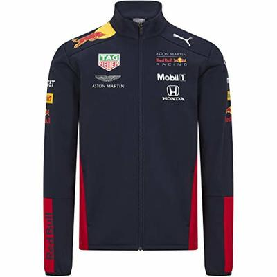 Fuel For Fans Official Formula One – Kid's Red Bull Racing 2020 – F1™ Team Softshell Jacket – Size: 176