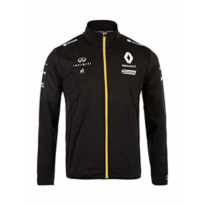 Renault F1 Team 2019 Official Mens Softshell Jacket Coat Formula One Merchandise