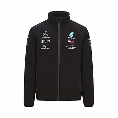 Fuel For Fans Official Formula One – Mercedes-AMG Petronas Motorsport 2020 – Team Softshell Jacket – Size: XL