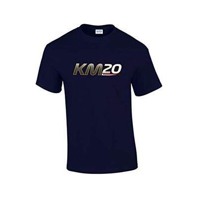 Rinsed KM 20 F1 T-Shirt (Navy X-Large)