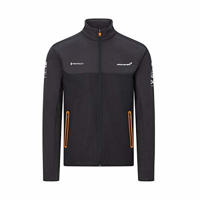 McLaren Formula 1 Merchandise 2020 Collection – Team Softshell Jacket – Mens – Anthracite – Size XL