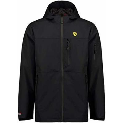 Scuderia Puma Ferrari Racing Team F1 Formula 1 Official Zip Jacket – Black – M