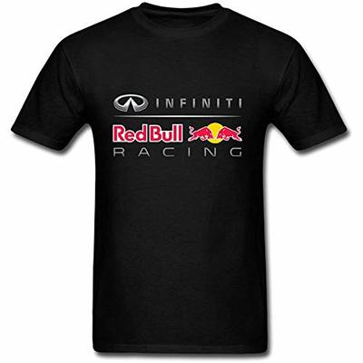 Infiniti Racing Redbull Formula One FKingdeng Latest Offers Men T-Shirt Black XXL
