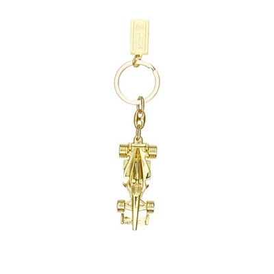 Lotus Keyring F1 Race Car, Unisex – Adult, gold, only size